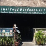 Thai and Indonesian restaurant